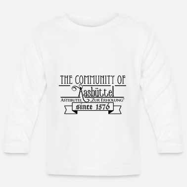 Carrion The Community of Aasbüttel - since 1576 - Baby Longsleeve Shirt