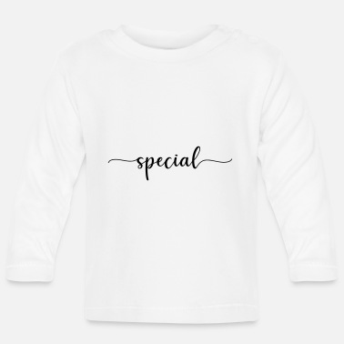 Special - special - - Baby Langarmshirt