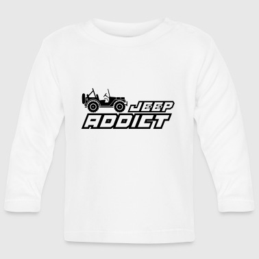jeep addict - Baby Long Sleeve T-Shirt