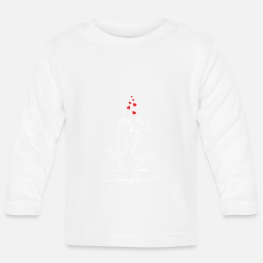 Couples Couple - Couple - Baby Longsleeve Shirt
