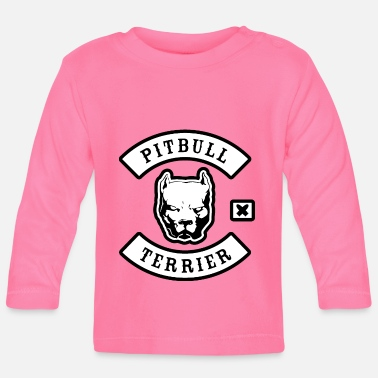 Mc Pitbull Terrier MC - Baby longsleeve
