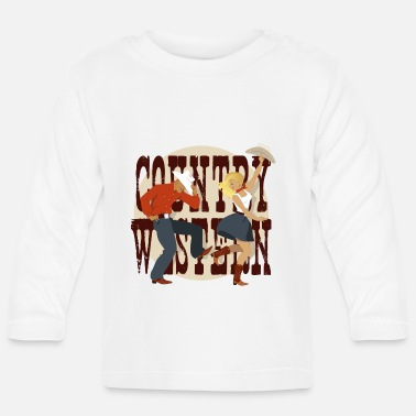 Country Country Western - T-shirt