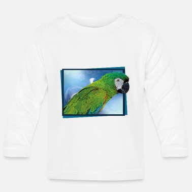 Family With Several severe macaw - Baby Longsleeve Shirt