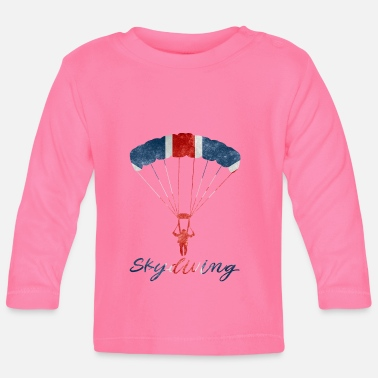 Uk skydiving #UK - Baby longsleeve