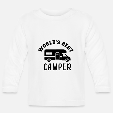Mountains Camper - Baby Longsleeve Shirt