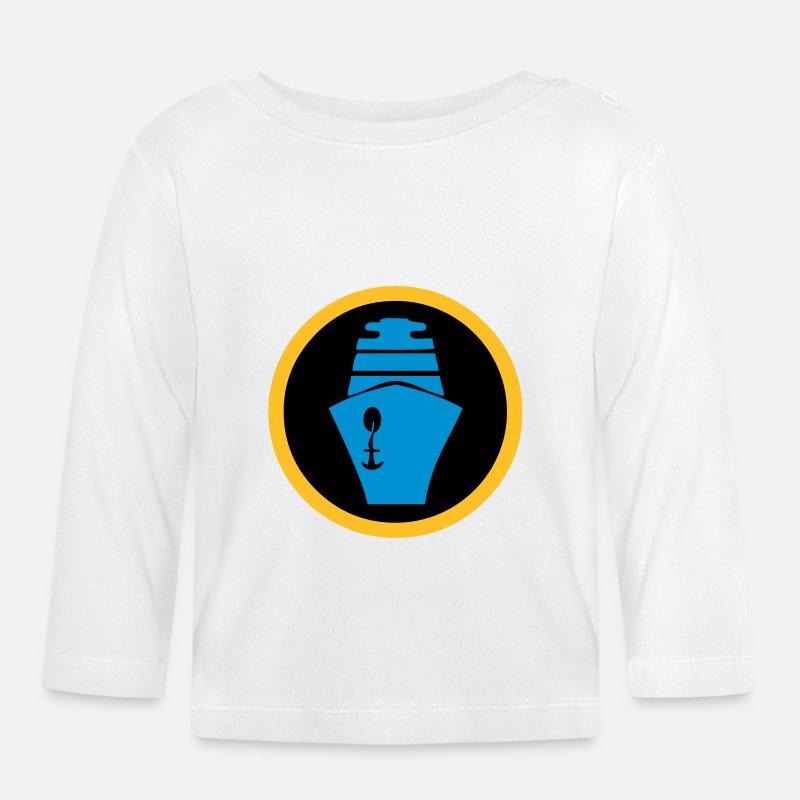 75a15b34a Pedir en línea Ferry Camisetas de manga larga bebé