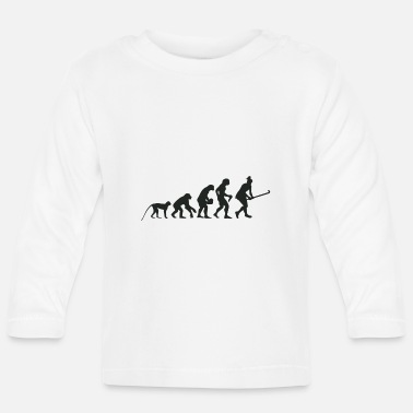 Evolution Evolution Hockey - Baby Langarmshirt