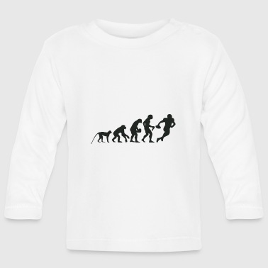 Evolution Football - Baby Langarmshirt