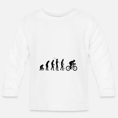 Bike Evolution Bike Bike - T-shirt manches longues Bébé