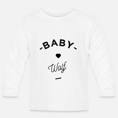 Wolf Baby wolf- - T-shirt manches longues Bébé