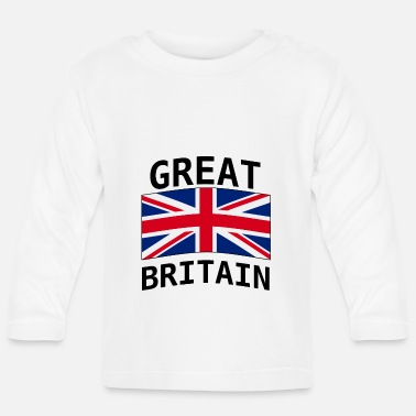 Great Britain Great Britain - Baby Langarmshirt