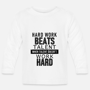 Quota Hard work quota - Baby Longsleeve Shirt