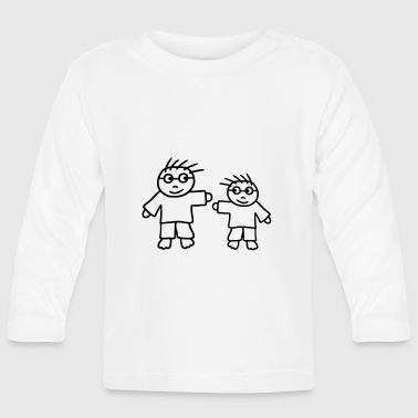Big Brother - Little Brother - Baby Long Sleeve T-Shirt