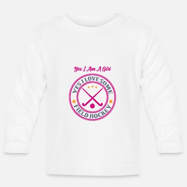 Field Hockey field Hockey - Baby Long Sleeve T-Shirt
