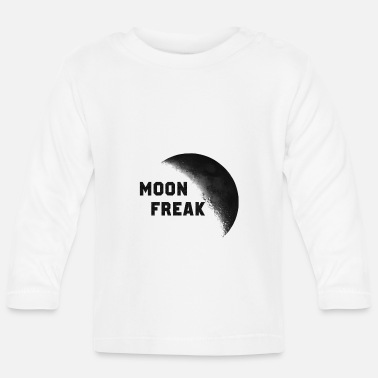 Freak Moon Freak ... Moon Freak - Baby longsleeve