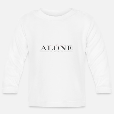Christian ALONE in christ alone - Baby Longsleeve Shirt