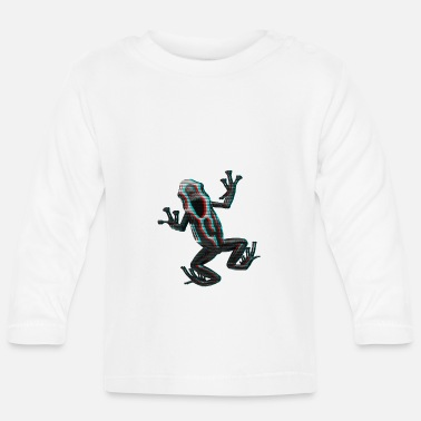 Frog Frog - frogs - funny - Baby Longsleeve Shirt