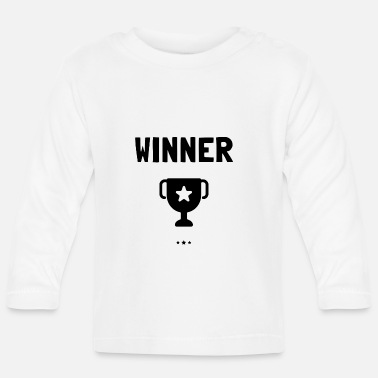 Winner Winner - Baby Long Sleeve T-Shirt