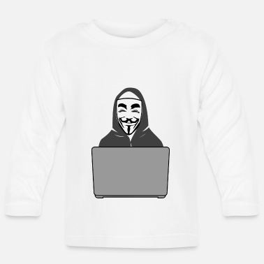 Anonymous anonymous - Baby Langarmshirt