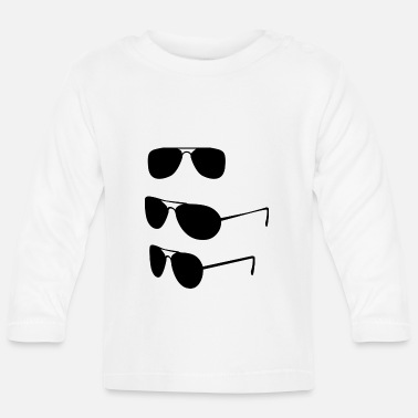 Sunglasses sunglasses - Baby Long Sleeve T-Shirt