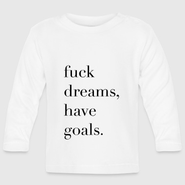 Search goals - Baby Long Sleeve T-Shirt