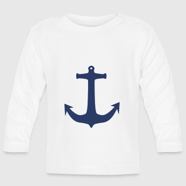 anchor - Baby Long Sleeve T-Shirt