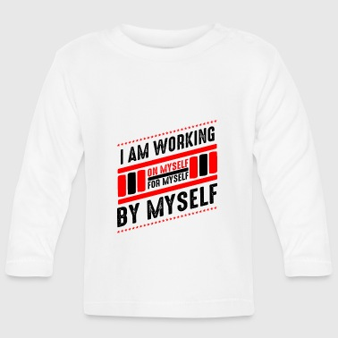 motivation - Baby Long Sleeve T-Shirt