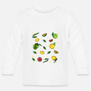 Fruity Fresh Fruity - Baby Longsleeve Shirt