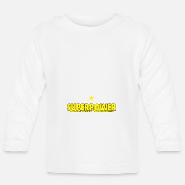 Composer Composer - I'm a Composer what's your superpower - Baby Longsleeve Shirt