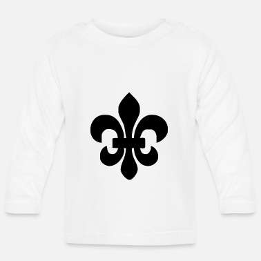 Symbols-shapes Symbol Shape Crown Icon - Baby Longsleeve Shirt