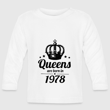 Queen 1978 - Baby Long Sleeve T-Shirt