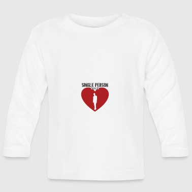 Single person - Baby Long Sleeve T-Shirt