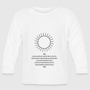 Sun - sun - Baby Long Sleeve T-Shirt