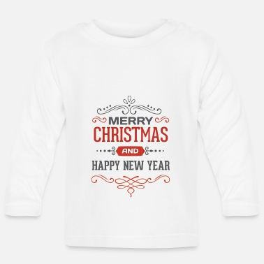 Merry Christmas and Happy New Year - T-shirt