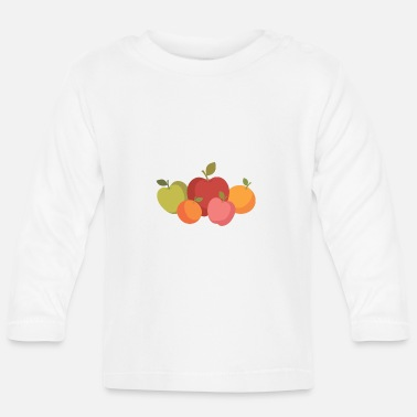 Fruit Fruits / Fruits - T-shirt manches longues Bébé