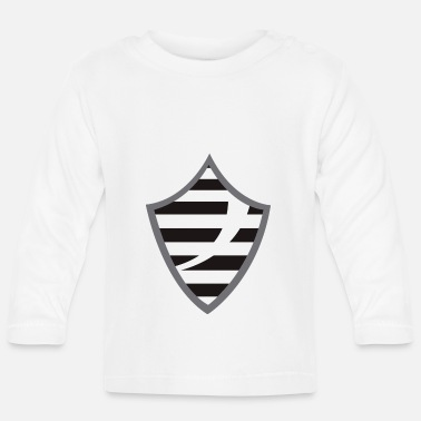 Shield shield - Baby Long Sleeve T-Shirt