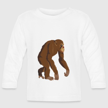 Chimpanzee! - Baby Long Sleeve T-Shirt