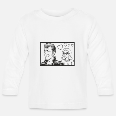 Comics comic - Baby Longsleeve Shirt