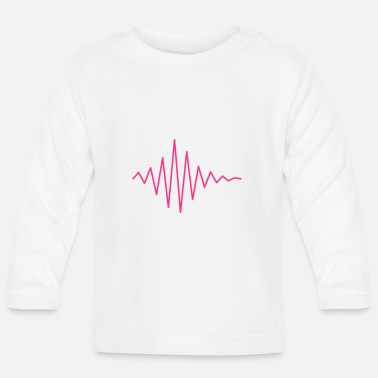 Equaliser Pulse / soundwave II - T-shirt manches longues Bébé