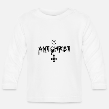 Satire Antichrist - Satire - T-shirt manches longues Bébé