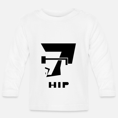 Hip hip - Baby Long Sleeve T-Shirt