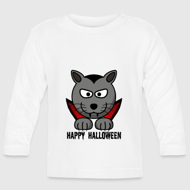 Count Royal Count Catula Paws Halloween - Baby Long Sleeve T-Shirt