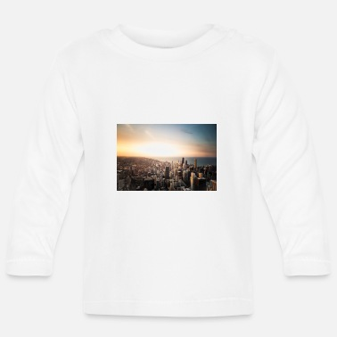 Chicago Chicago - Baby longsleeve