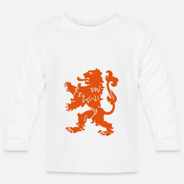 Dutch Bike Dutch Lion - Baby Long Sleeve T-Shirt