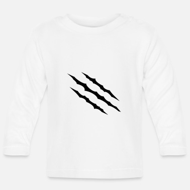 Scratch Scratches - Baby Longsleeve Shirt