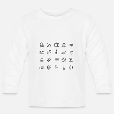 Icon Icons - Baby Longsleeve Shirt