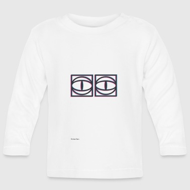 disgusting Eye - Baby Long Sleeve T-Shirt