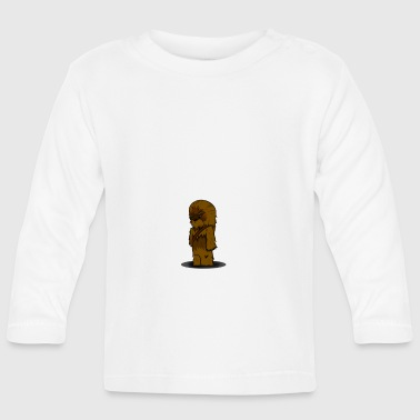 chewbacca sincefiction - Baby Langarmshirt