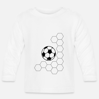 Net football net - Baby Longsleeve Shirt