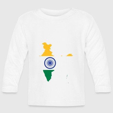 India - Baby Long Sleeve T-Shirt